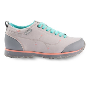 Zapato Mujer Ecowoods Gris Lippi