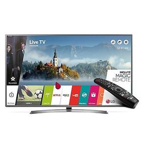 Tv Lg 55 Modelo 2018 Smart Uhd 4k. Pague Al Recibir