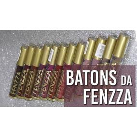 Kit Com 12 Batom Fenzza