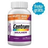 Centrum Mulher 150 Comprimidos - Original Na Promoção