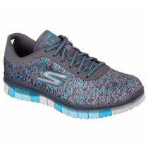 Zapatos Skechers Para Damas Go Flex Walk 14011 - Cctq
