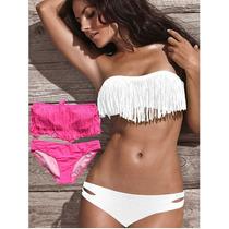 Bikini Con Flecos