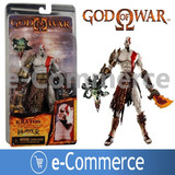 Kratos Figura Accion Medusa Dios Guerra God Of War Ps3 Ps4
