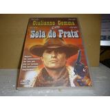 Dvd Sela De Prata - Guilianno Gemma - Nacional Novo Lacrado