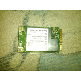 Targeta Wi-fi Laptop Compaq Presario Cq40