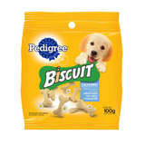 Pedigree Puppy Mini Biscuit 100g Cachorro Botana Premios