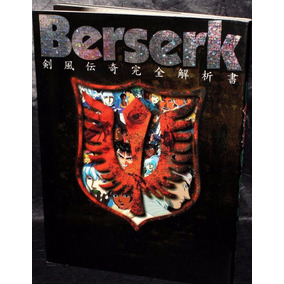 Berserk Art Book Anime 1998 - Livro