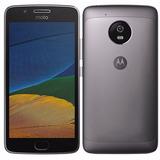 Smartphone Motorola Moto G5 32gb Platinum - Lançamento