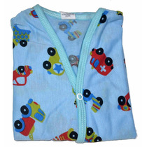 Pijama De Algodão Moda Infantil Masculino De 6 A 12 Anos