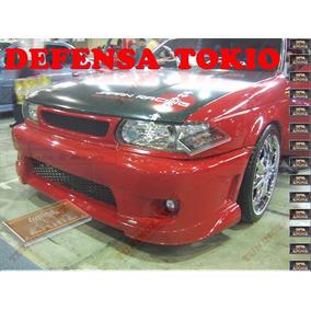 Nissan Tsuru B13 Defensa Facia Deportiva Reto Tokio Plastica