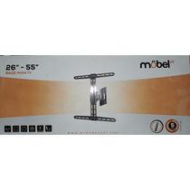 Base Aerea Giratoria Para Tv Led Lcd Plasmas De 26 A 55 Plg