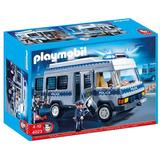 Playmobil 4023 Police Transport Vehicle Bunny Toys