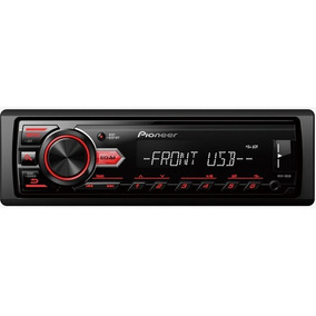 Media Receiver Pioneer Mvh-98ub Usb Mp3-substitui Mvh-88ub