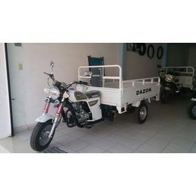 Motocarro Dazon Para Carga, Pasajeros, Comida, Garrafones