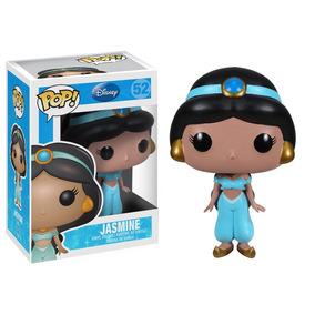 Jasmine Funko Pop Princesa Aladin Disney Jazmin Bella