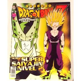Dragon Ball Z Revista Oficial De Pasatiempos (nueva)