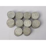 100 Monedas De Aluminio De 1 Peso Años 1954 A 1958