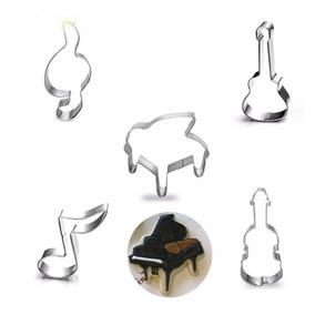 Cortadores Galleta, Instrumentos Musicales. Repostería