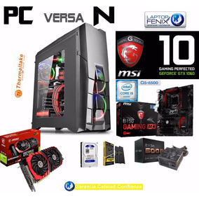 Pc Gamer N Ci5-6500| 16gb| 1tb | 6gb Gtx1060| Dvd | 600w