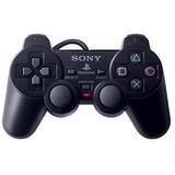 Control Mando De Juegos Para Playstation 2 Ps2 Alambrico