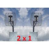 Dos Antenas Ampli Wifi Por El Precio De Una ¡gratis Pigtail!