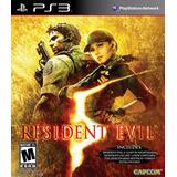 Resident Evil 5 Ps3 + Todos Los Dlcs | Digital Esp Oferta 2p