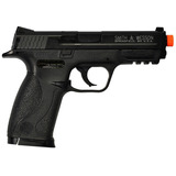 Pistola Airsoft Spring Smith & Wesson M&p 40 Slide Metal