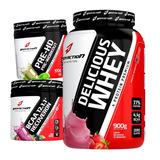 abdb7203d Pré Treino Para Dar Energia - Whey Protein para Massa Muscular no ...
