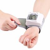 Tensiometro Medidor De Presion De Muñeca, Hipertension
