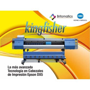 Plotter Kingfisher Britomatic 1.80 Ecosolvente