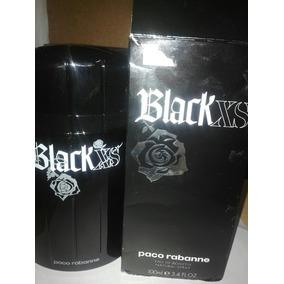 Perfume Original Paco Rabanne Black Xs De Caballero