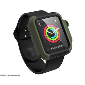 Carcasa Protector Catalyst Apple Watch Series 2-3 42mm Green