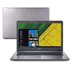 Notebook Acer F5-573-51lj Intel Core I5-7200u 8g, 1tb Gravad