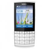 Nokia X3 02 Touch 3g Wifi 5mp Mp3 Desbloq- Dvitrine Raridade