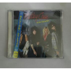 Cd Motkey Crue Raw Tracks Made In Japan