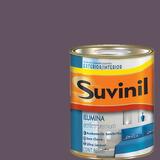 Tinta Acrilica Semi Brilho Premium Suvinil Berinjela 900ml.