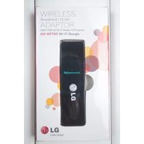 Adaptador Wifi Usb Dongle Para Tv Lg Wireless An-wf100 Smart