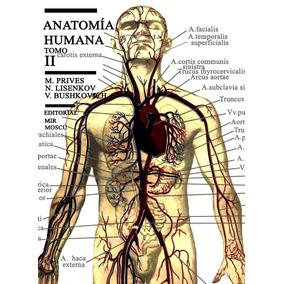 Anatomía Humana Tomo Ii: Esplacnología Órganos Digital
