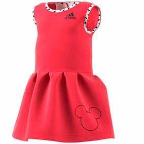 Vestido Disney Mickey Mouse Bebe adidas Bk2982