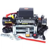 Malacate 5900 Kg (13000 Lbs) 12v. Control Remoto Importado