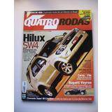 Revista Quatro Rodas Ano 45 Nº 545 Nov 2005 - Hilux Sw4