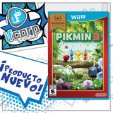 Pikmin 3 Para Nintendo Selects Wii U