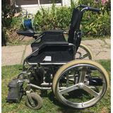 Silla De Ruedas Electrica A Motor Carequip Con Garantia