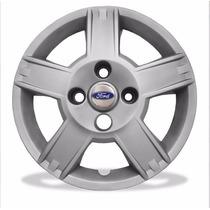Calota Ford Fiesta Aro 14 Modelo 2011 2012 2013 2014 G014u