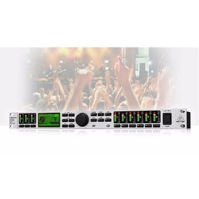 Dcx2496 Crossover Digital Behringer Ultradrive Pro Bivolt
