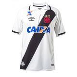 Camisa Vasco Branca Jogo William Barbio 44 M - Camisas de Times de ... 5ad098d9a8c6b
