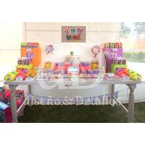 Mesa De Dulces Temática Distroller Fiestas Infantiles Basica
