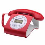 Teléfono Puro Diseño Y Sofisticación - Estilo Retro