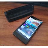 Sony Zr Incluye Dock 4.6 Pulgadas 4g Lte Android 13mp Libre