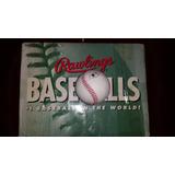 Pelotas Beisbol Rawlings